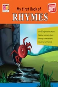 Rhymes (My First Books) - my first book of RHYMES
