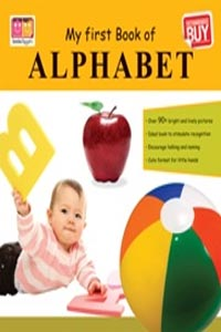 Alphabet (My First Books) - my first book of ALPHABET