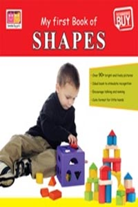 Shapes (My First Books) - my first book of SHAPES