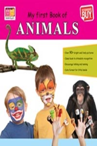 Animals (My First Books) - my first book of ANIMALS