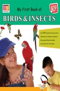 Tamil book Birds & Insects (My First Books)