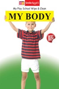 My Body (My Play School Wipe & Clean) - my play school wipe & clean MY BODY