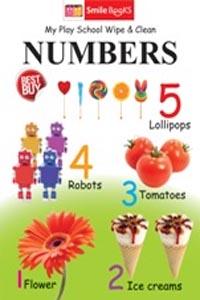 Numbers (My Play School Wipe & Clean) - my play school wipe & clean NUMBERS