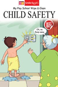 Tamil book my play school wipe & clean CHILD SAFETY