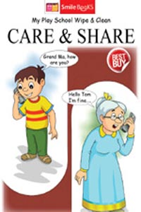 my play school wipe & clean CARE & SHARE