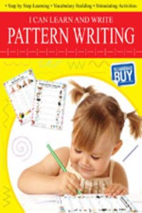 I CAN LEARN AND WRITE PATTERN WRITING