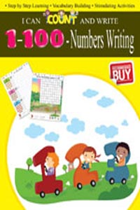 I CAN COUNT AND WRITE Numbers Writing 1-100