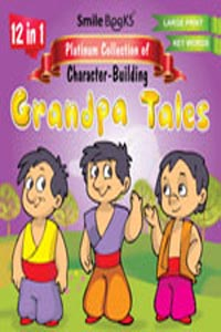 12 in 1 Platinum COllection of Character - building GRANDMA TALES violet