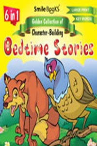 6 in 1 Golden Collection of Character - building BEDTIME STORIES yellow