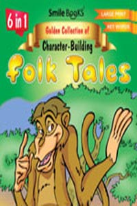 6 in 1 Golden Collection of Character - building FOLK TALES green
