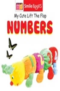Numbers (My Cute Lift the Flap) - my cute lift the flap NUMBERS