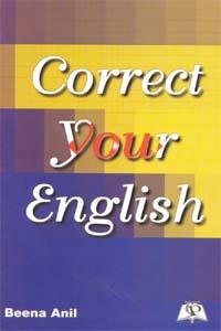 Correct Your English
